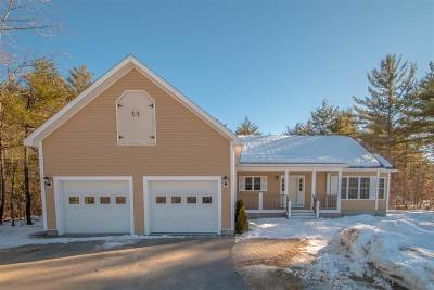 Conway Single Family Home Active Under Contract: 33 (Lot 35) Pemigewasset Drive