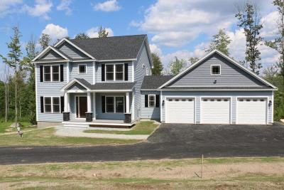 Merrimack County Single Family Home For Sale: 1a North Ridge Road