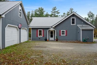 Newbury Single Family Home For Sale: 697 Route 103a Route
