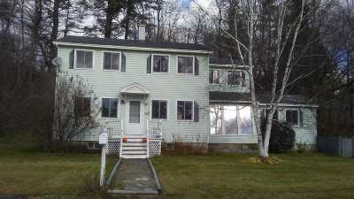 Whitefield Single Family Home Active Under Contract: 50 Brown Street #030