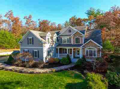 Windham Single Family Home For Sale: 6 Burnham Road