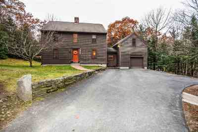 Merrimack Single Family Home Active Under Contract: 14 Greatstone Drive