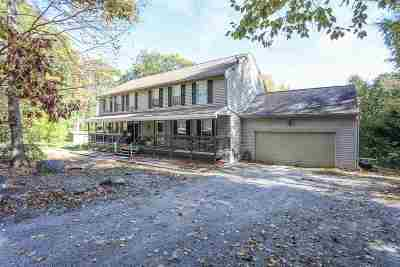 Weare Multi Family Home For Sale: 150 152 Highrock Road