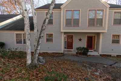 Hooksett Condo/Townhouse Active Under Contract: 1465 Hooksett Road #339