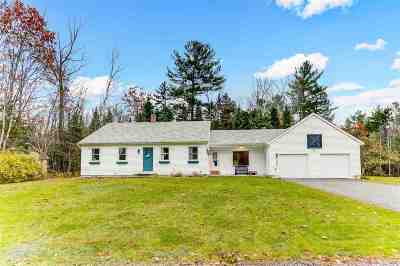 Littleton Single Family Home Active Under Contract: 91 Tuck Lane