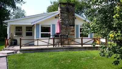 Whitefield Single Family Home For Sale: 227 Parker Road