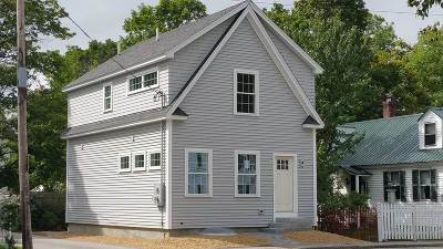 Goffstown Single Family Home For Sale: 14 Elm Street