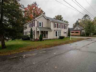 Strafford County Single Family Home For Sale: 18 School Street