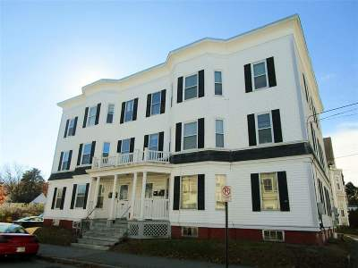 Manchester Multi Family Home For Sale: 60-62 Quincy Street