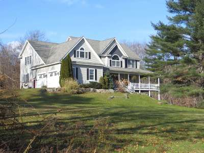 Moultonborough Single Family Home For Sale: 330 Sheridan Road
