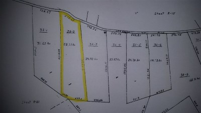Lancaster Residential Lots & Land For Sale: 3a-2 Stebbins Hill Road