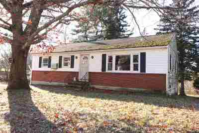 Belknap County, Carroll County, Cheshire County, Coos County, Grafton County, Hillsborough County, Merrimack County, Rockingham County, Strafford County, Sullivan County Single Family Home For Sale: 22 Russell Drive