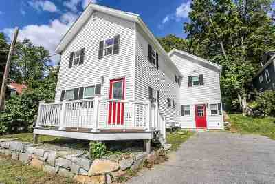 Concord Single Family Home For Sale: 290 Village Street