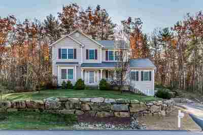 Bedford Single Family Home For Sale: 63 Grapevine Road