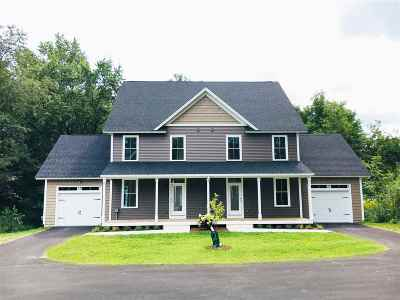Chittenden County Multi Family Home For Sale: 83 Center Road