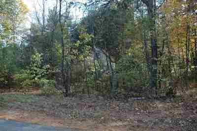 Carroll County Residential Lots & Land For Sale: 498 Whittier Road