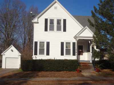 Laconia Single Family Home For Sale: 27 Lincoln Street