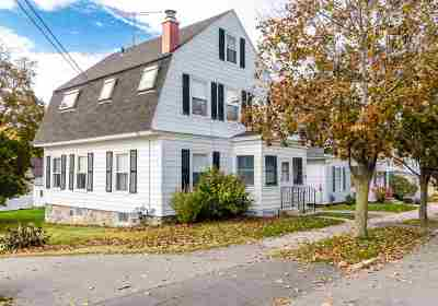 Manchester Single Family Home For Sale: 114 Weston Street