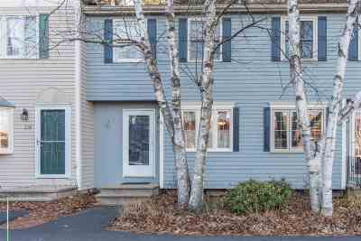 Hudson NH Condo/Townhouse For Sale: $190,000