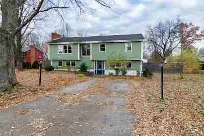 Colchester Single Family Home Active Under Contract: 46 Mazza Court