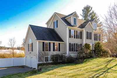 Dover Single Family Home Active Under Contract: 14 Ivans Lane