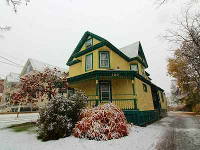 Chittenden County Multi Family Home For Sale: 129 Loomis Street