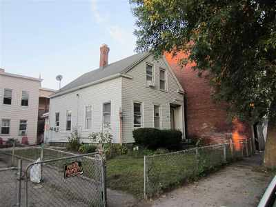 Manchester Multi Family Home For Sale: 204 Central Street