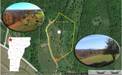 St. Albans Town Residential Lots & Land For Sale: 250 Kyle Rd