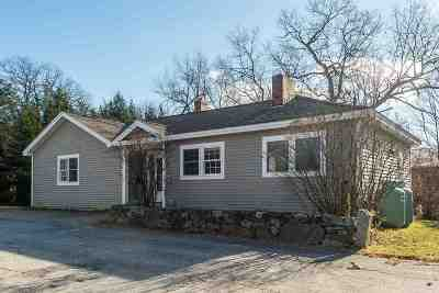Strafford County Single Family Home For Sale: 24 Freedom Drive