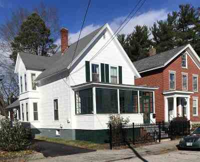 Concord Single Family Home For Sale: 18 Thorndike Street