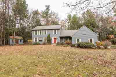 Merrimack Single Family Home For Sale: 14a Greatstone Drive