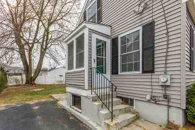 Manchester Single Family Home Active Under Contract: 86 Armand Avenue