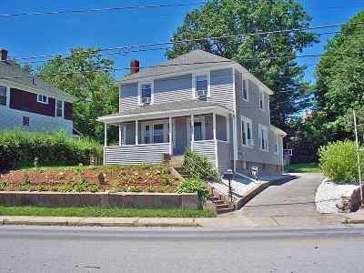 Rutland City VT Single Family Home For Sale: $139,900