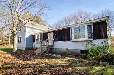 Salem Single Family Home For Sale: 462 N Main Street