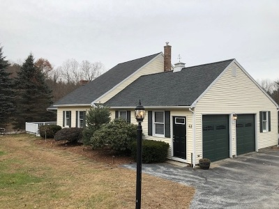 Bedford Single Family Home For Sale: 63 New Boston Road