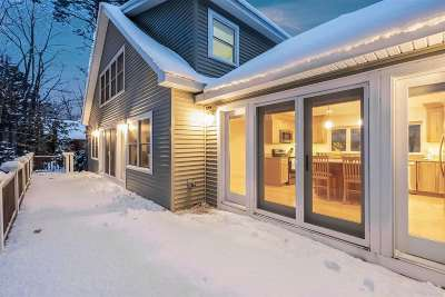 Moultonborough Single Family Home For Sale: 58 Kona Bay Road