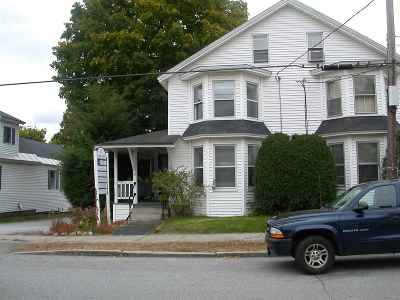 Concord Commercial Lease For Lease: 57 School Street #2