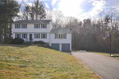 Derry Single Family Home Active Under Contract: 11 Kristin Drive