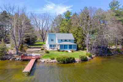 Sanbornton Single Family Home For Sale: 35 Lower Smith Road