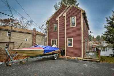 Windham Single Family Home Active Under Contract: 34 Doiron Road