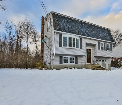 Manchester Single Family Home Active Under Contract: 50 Lansdowne Street
