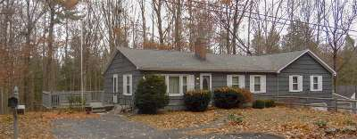Concord Single Family Home Active Under Contract: 54 W Parish Road