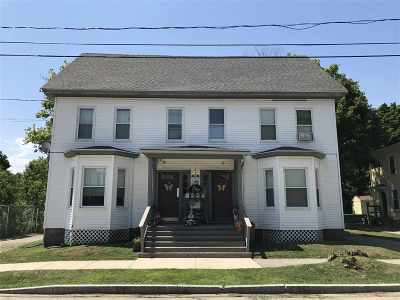Dover Multi Family Home For Sale: 12 14 East Concord Street
