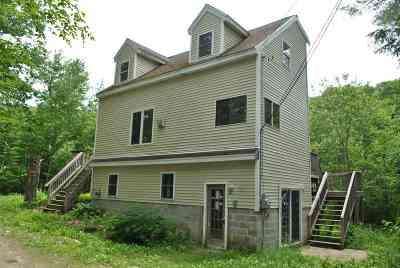 Nottingham Single Family Home For Sale: 5 Union Street