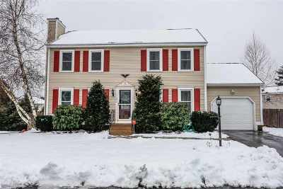 Manchester Single Family Home Active Under Contract: 82 Windflower Drive