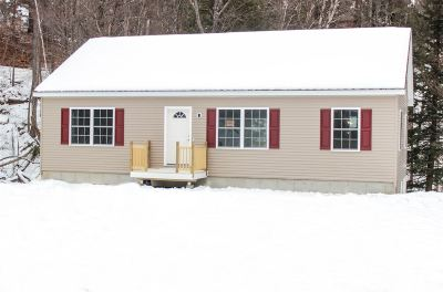 Single Family Home For Sale: 41 Shop Road