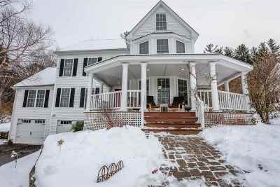 Goffstown Single Family Home Active Under Contract: 37 Tyler Drive