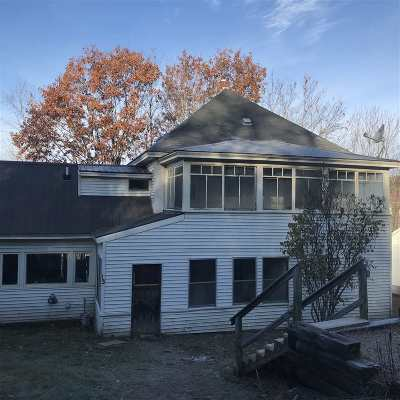 Ashland Single Family Home For Sale: 13 High Street