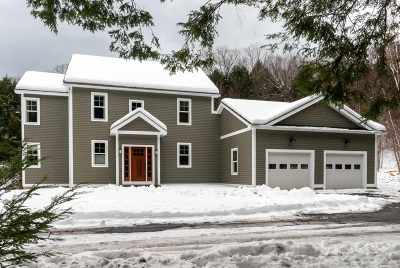 Waterbury Single Family Home Active Under Contract: 330 South Pinnacle Ridge Road