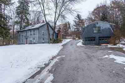 Londonderry Single Family Home For Sale: 444 Mammoth Road